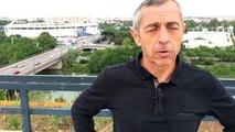 Interview d' Alain Giresse pour le magazine Enquêtes de Régions de France 3 Midi-Pyrénées et Languedoc-Roussillon