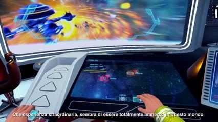 Star Trek  Bridge Crew VR – Reveal Trailer - E3 2016 [ITA]