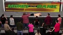 WWE Money in the Bank 2016 - Roman Reigns vs Seth Rollins WWE World Heavyweight Championship!