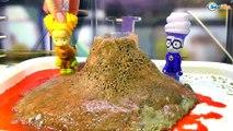 ФИКСИКИ Видео для детей. Симка, Нолик и Игрек - Опыты в ФиксиЛаборатории. Мультик с игрушками