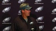 Philadelphia Eagles coach Doug Pederson giving QBs equal practice reps Philadelphia Eagles NFL