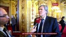 Manifestation loi travail : Stéphane Le Foll appelle les syndicats à se « désolidariser des casseurs »