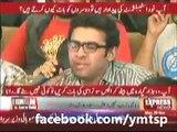 Rana Sanaullah was Slaped by Student when he called Imran khan Ghora