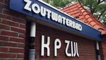 Zoutwaterbad Loppersum dicht vanwege... wateroverlast - RTV Noord