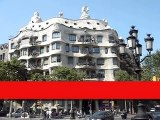 """Visite de La Casa Mila """"La Pedrera""""- Barcelone"""