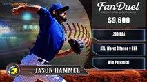 FanDuel Picks - MLB Pitchers For Daily Fantasy Baseball 6-10-16