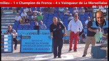 Record du monde des 1000 boules, 10 tireurs, 1 heure à Béziers : la performance de Stéphane Robineau puis Dylan Rocher