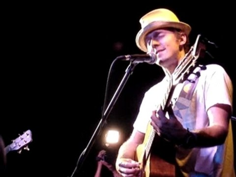 Live High - Jason Mraz (Bristol 22/06/2007)