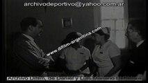 ARCHIVO DIFILM AVELLANEDA INAUGURACION DEL DEPARTAMENTO DE RENTAS 28/03/68