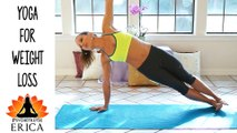 Yoga For Weight Loss Workout 2 - 30 Minute Fat Burning Yoga Meltdown Beginner & Intermediate