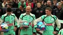 Fabien Barthez, un champion du monde au départ des 24h du Mans