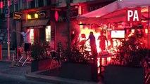 Marseille riots. English hooligans in action 10-06-2016. #euro2016