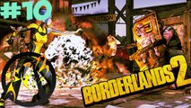 Borderlands 2, Lets Play E;10   NO NOT THE GLITCHES!!