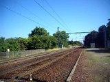 Passage Z 26521/22 et BB 60095 + BB 60083 + Train de céréales aux Essarts le Roi