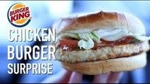 Burger King Chicken Burger Mozzarella Stick Crunchwrap Slider Review  |  HellthyJunkFood