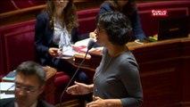 Loi Travail : Myriam El Khomri demande « de la rigueur intellectuelle » aux sénateurs