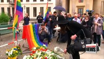 Vigils held across the world for Orlando shooting victims