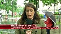 Serge Aurier arrêté et placé en garde à vue Voici ce qui sest sest réellement passé