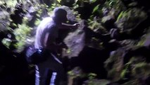 Day 28- Wwoofing in Hawaii: Adventuring in a Lava tube