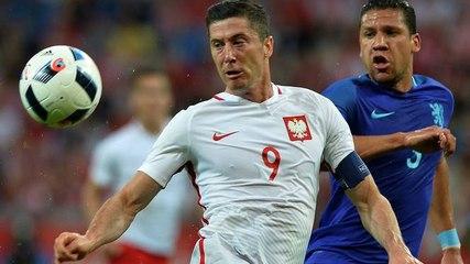 【EURO2016スター選手】ポーランド代表のレヴァンドフスキ