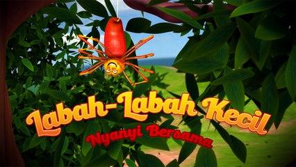 """Labah - Labah Kecil"" (Nyanyi Bersama) - Nursery Rhymes"