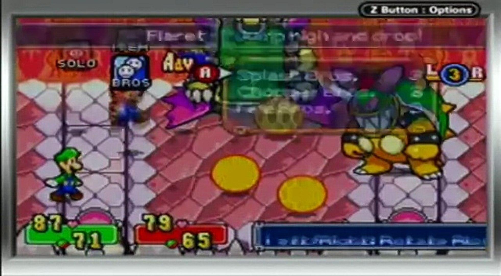 Let S Play Mario Luigi Superstar Saga Part 29 Final Boss Credits