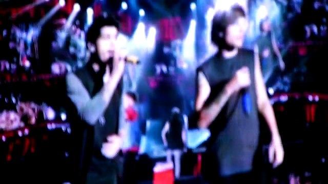 Stadium San Siro - One Direction 29 june 2014
