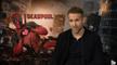 Deadpool: Ryan Reynolds' Interview