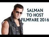 Filmfare Awards 2016 | Salman Khan Being Paid Rs 2.5 Crore To Replace Shahrukh Khan
