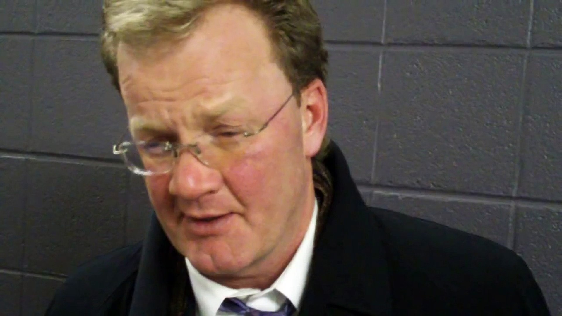 Troy Jutting comments following 2-1 loss at #19 Colorado College