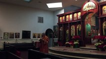 St. Basil Orthodox Church - Epistle Reading - Vesperal Liturgy 12/10/15