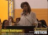 Primer Encuentro Mujeres Justicieras - Elenis Rodríguez 29 11 14
