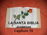 Jeremias. Capitulo 19.