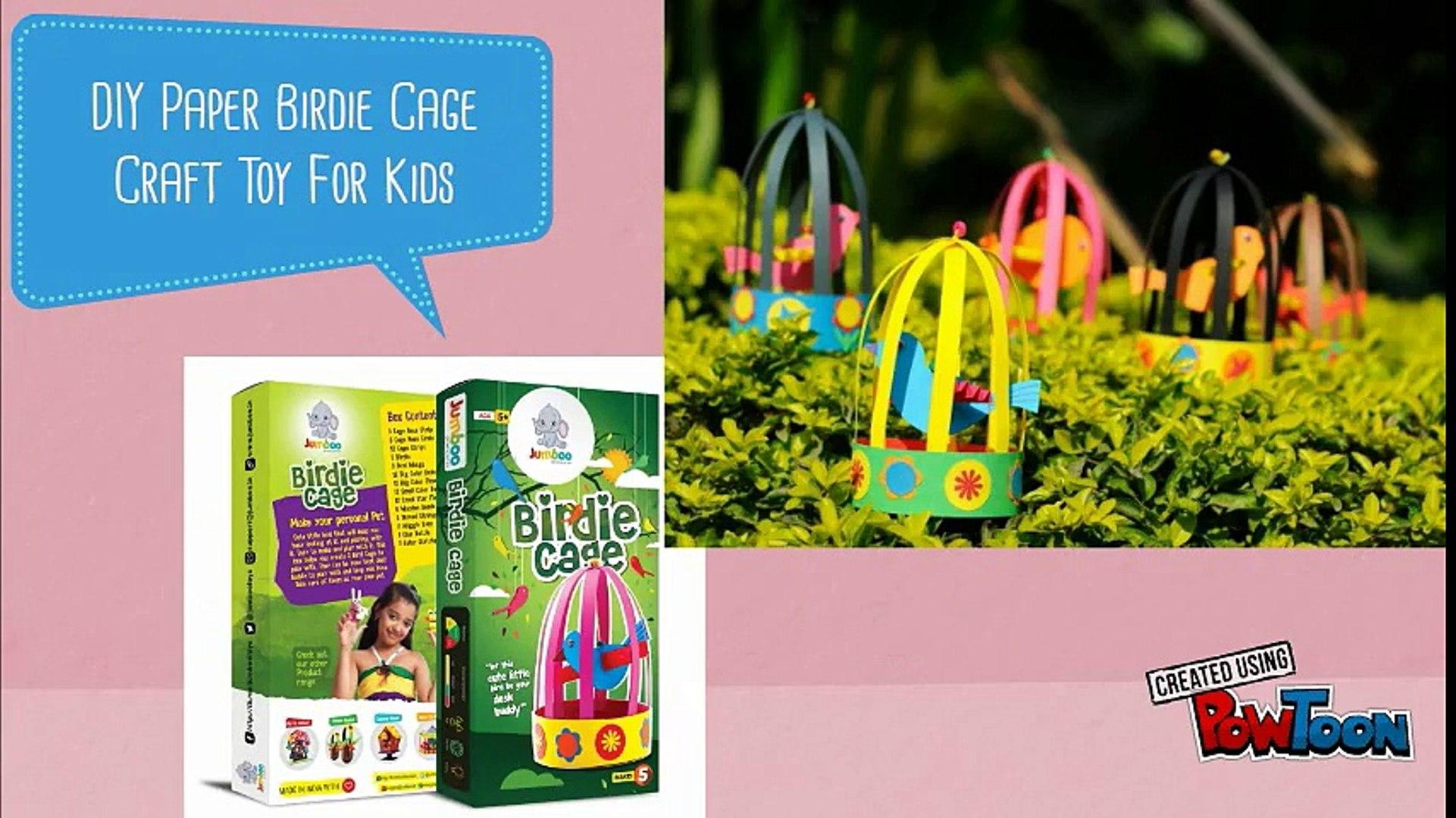 General Knowledge Of DIY Craft Kids Activity Kit