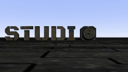 A Working opening title scene