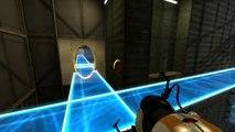 Portal 2 Co-op Part 25: Sonic the Hedgerobot