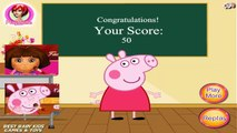 Peppa Pig Summer School - Who is This Obama,Lady Gaga,Katy Perry - Kids Games