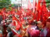 29 Nisan 2007 Cumhuriyet Mitingi Cağlayan Istanbul Turkey