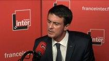 Magnaville, Loi travail : Manuel Valls est l'invité de Patrick Cohen