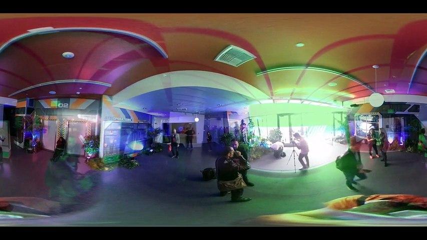 E3 2016 Stand de EA en 360