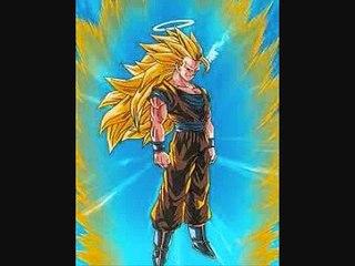 Todas Las Transformaciones de Goku 1 al 10 y una Especial