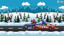 ✔ Carritos Para Niños. Coches de carreras. Caricaturas de carros. Tiki Taki Coches. Episodio 5 ✔