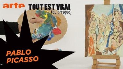 Picasso - Tout est vrai (ou presque) - ARTE