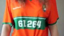 ballenmeisjes als 1 team achter oranje