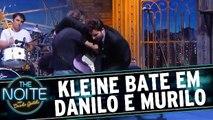 Marcos Kleine dá um pau em Danilo e Murilo