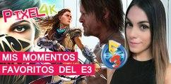 El Píxel 4K: Los MEJORES MOMENTOS Conferencias E3 2016