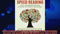 read now  Speed Reading The Comprehensive Guide To Speed Reading  Increase Your Reading Speed By