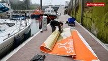 Solitaire Bompard-Le Figaro. Rencontre avec Damien Cloarec, skippeur de SafeRail