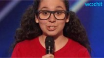 13-Year-Old Receives Standing Ovation On America's Got Talent