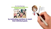 24 Hour fitness guest pass, membership fees, and exlusive deals /discounts